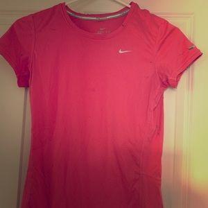 Dry fit tee shirt   Nike